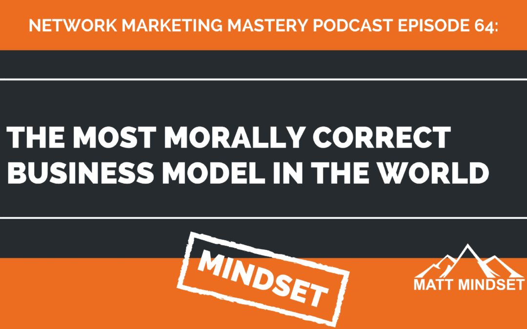 64: The Most Morally Correct Business Model in The World