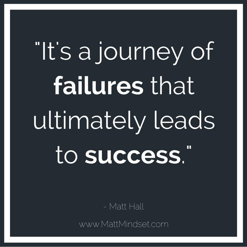 MLM Failure Quote