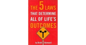 5 Laws that Determine All of Life's Outcomes Book Cover
